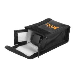3PCS Li-Po Battery Safe Bags For DJI Mavic Mini - Fireproof Explosion Proof Pouch  #DJI #dronegram #dronelife #dronephotography #djipilot #dronelove #foldabledrone #mavicpro #dronefly #dronemultimedia Batterie Lipo, Court Circuit, Drone Model, Battery Safety, Foldable Drone, Rc Drone, Drones, Seal Design, Sunnylife