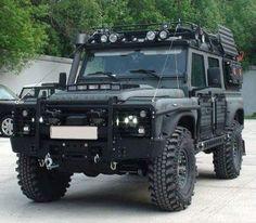 Land Rover Defender: Fury Road Edition #defender110csw #defenderoverlander