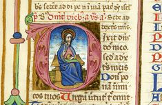 Breviary, MS G.7 fol. 34r - Images from Medieval and Renaissance Manuscripts - The Morgan Library & Museum