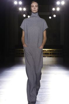 Would be uber cute with simple tan belt. Haider Ackermann Ready To Wear Fall Winter 2014