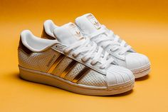 Sneaker Central - ADIDASÂ SUPERSTAR 'SNAKE' - Foot Locker