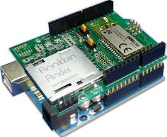 Annikken Andee-An Easy Link between Arduino and Android.  An Arduino-compatible shield that allows you to monitor and control your Arduino application from an Android device. ALL WITHOUT ANDROID APP DEVELOPMENT.