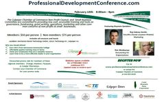 Professional Development Conference 2014 is a LOT of information in one short day!  Quality Training, college credits, close to home!!