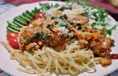 Huvilaelämää ja mökkiruokaa: Pasta Bolognese nyhtökaurasta