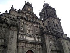 La Catedral del Distrito Federal