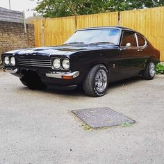 - Classic Cars/Imports -You can find Import cars and more on our website. Classic Cars British, Ford Classic Cars, British Car, Royce Car, Classic Car Restoration, Ford Capri, Classy Cars, Best Muscle Cars, Import Cars