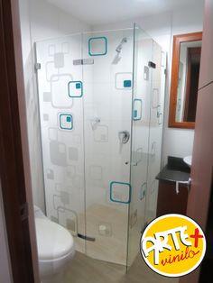 vinilo decorativo para baño
