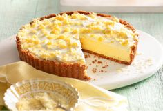 Bursting with lemon flavour, this chiffon pie is a satisfying end to a meal or the perfect afternoon slice.