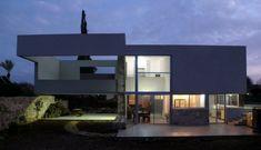 Hotel Villa by Uri Cohen Architects, Israel.