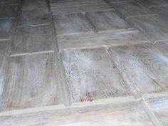 Pickled Pine Barnwood Bricks