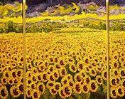 Van Gogh - resumo biografia e sua preferencia pela cor amarela