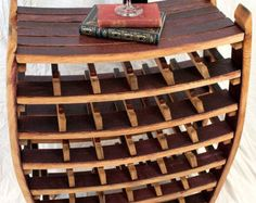 WINE RACK Chianti Large Concave Wine by winecountrycraftsman