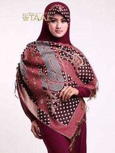 Jilbab Instan Modern Pashmina