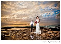 Beautiful destination wedding at Paradise Cove, Ko Olina, Oahu, Hawaii | Photo by http://rightframe.net