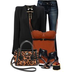 """Untitled #2558"" by mzmamie on Polyvore"