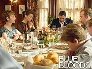 Blue Bloods: I love the family dinners in this show. It sort of replaces Numb3rs in that respect.  I also really enjoy the stories that they tell, and the cast is amazing!
