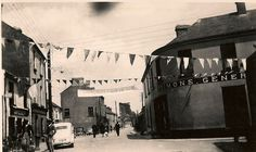 Northgate Street, Athenry, Co. On the right hand side is a building which was once E. Old Photographs, Louvre, History, Street, Building, Travel, Historia, Viajes, Buildings