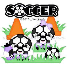 Soccer Cuties