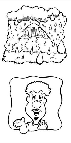 jesus rocks coloring pages - photo#11