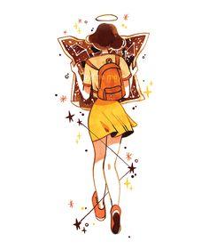 Easy Cartoon Drawings, Cartoon Art, Cute Drawings, Arte Disney, Disney Art, Character Art, Character Design, Gouache, Marker Art