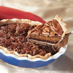 Try this luscious variation of a classic pecan pie for a memorable end to your holiday meal.