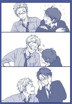 Kashima and Hori *u*