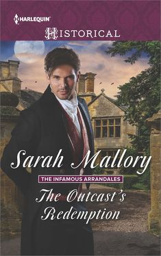 Sarah Mallory - The Outcast's Redemption