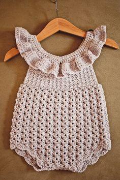 Crochet Baby Romper Pattern Ideas | The WHOot