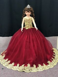 d02744bc78a 43 Best Quinceanera Dolls images