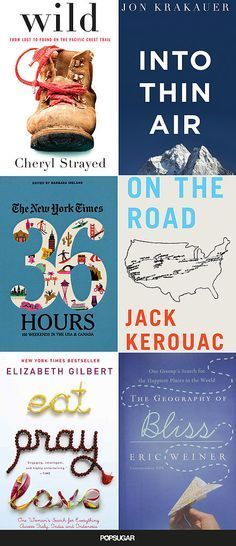 18 Books to Fuel Your Wanderlust!