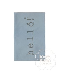 Hello Blanket Baby Sale, Blanket, Cotton, Blue, Rug, Blankets