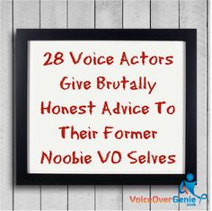 28 Veteran Voice Actors Give Brutally Honest Advice to Their Former Noobie VO… Singing Lessons, Singing Tips, Work From Home Jobs, Money From Home, Voice Acting, The Voice, How To Make Money, How To Become, Acting Tips