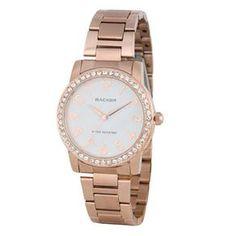 Relógio Feminino Analógico Backer Fashion 3131113F - Rosegold - Analógico no Extra.com.br