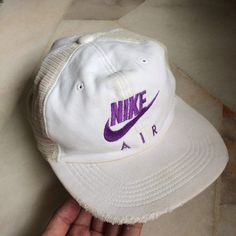 3bdf2690eb4 Excited to share the latest addition to my  etsy shop  Vintage Nike Air cap