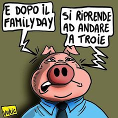 Family day...a puttane...