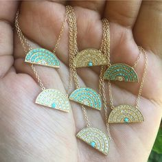 Andrea Fohrman Arrow Necklace, Fine Jewelry, Drop Earrings, Rainbows, Bling Bling, Necklaces, Clouds, Candy, Shop