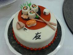 boys nai kar thi ha na hardikaa terko sach bolo merko na bahut darr lag tha hai jab bhi soch tha hu tu socal media pa agai tho mera kya hogo Fancy Cakes, Cute Cakes, Fondant Cakes, Cupcake Cakes, Homemade Desserts, Dessert Recipes, Chef Cake, Sushi Cake, Japanese Cake