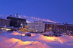 Hotel Ylläs Saaga in Kolari, Finland