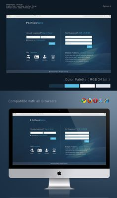 Login User Interface Design Options on Behance Login Page Design, Web Design Icon, Flat Web Design, Portfolio Web Design, Dashboard Design, Ui Design, App Login, Login Form, Webdesign Portfolio