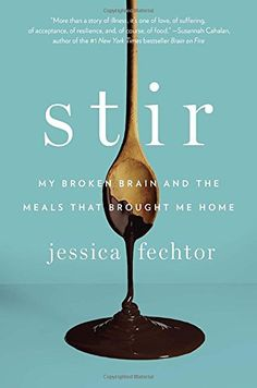 Stir: My Broken Brain and the Meals That Brought Me Home by Jess Fecthor