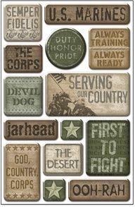 Marines collage.