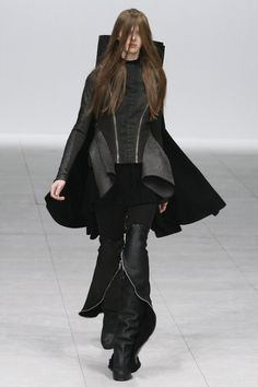 Rick Owens at Paris Fashion Week Fall 2008 - StyleBistro