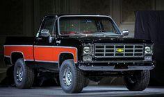 78 Chevrolet K10