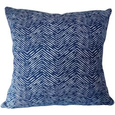 Navy Blue Herringbone Decorative Pillow Cover Throw Pillow Toss Pillow... (€22) ❤ liked on Polyvore featuring home, home decor, throw pillows, decorative pillows, grey, home & living, home décor, navy accent pillows, navy throw pillow and modern home decor