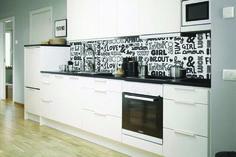 credence decorative pour cuisine   MOTIF GRAPHIC 3