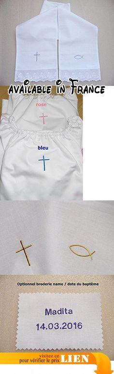 Echarpes de baptême,160 cm x17 cm( adulte ).  #Guild Product #GUILD_BABY