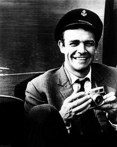 Sean Connery, 1960.