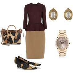 """""""Burberry"""" by amanda-chastinet on Polyvore"""