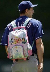Derek Holland!! Thats our Halland!!