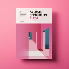Grid-based design with nice typographic hierarchy, check. Gorgeous Didone typeface for the title, check. Awesome, catchy, and colorful illustrations, check. I'd love to find something that&#8…